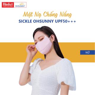 Khẩu Trang Mặt Nạ Chống Nắng Sickle OHSUNNY UPF50+++ thumbnail