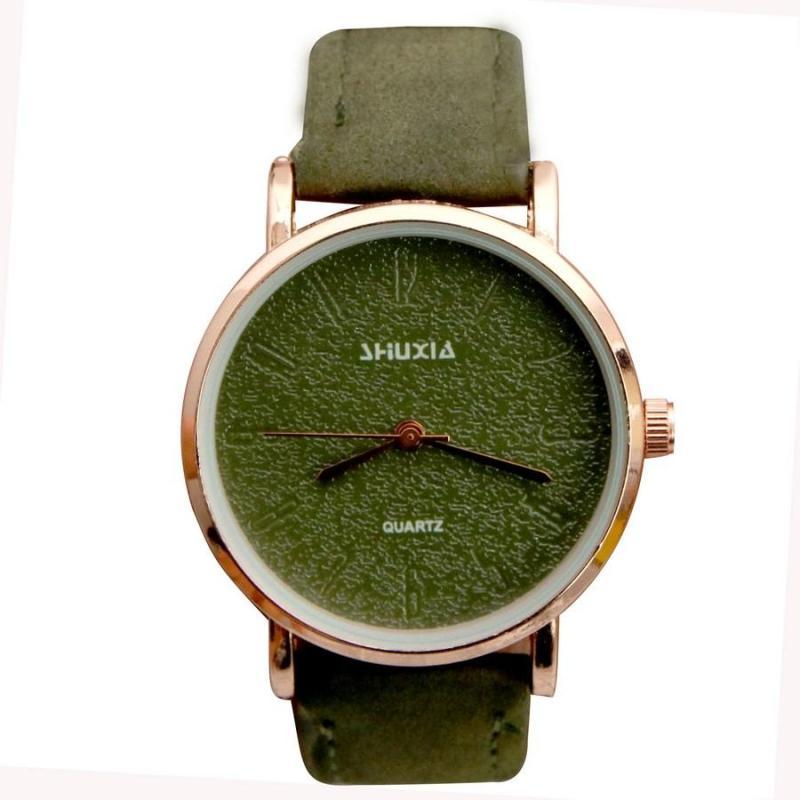 Nơi bán Đồng hồ nữ đẹp đồng hồ nữ chống nước  dây da đồng hồ 558