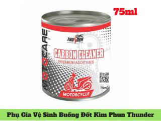 Dung Dịch Phụ Gia Vệ Sinh Buồng Đốt Kim Phun Thunder Carbon Cleaner 75ml thumbnail