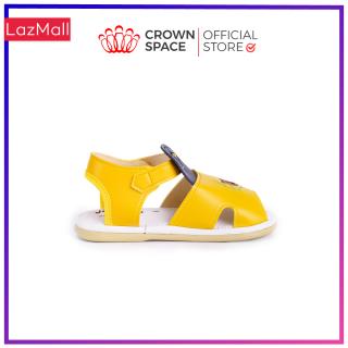 Xăng Đan Tập Đi Bé Trai Bé Gái Đẹp Crown UK Royale Baby Walking Sandals Trẻ em Cao Cấp 021481 Nhẹ Êm Size 3-6 1-3 Tuổi thumbnail
