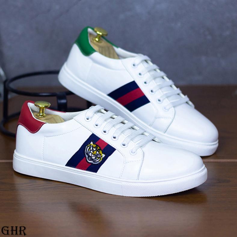 Giày Sneaker Nam Hàn Quốc Họa Tiết Cực Chất - Thời Trang BINGO (TG02) - Giá Cực Sốc giá rẻ