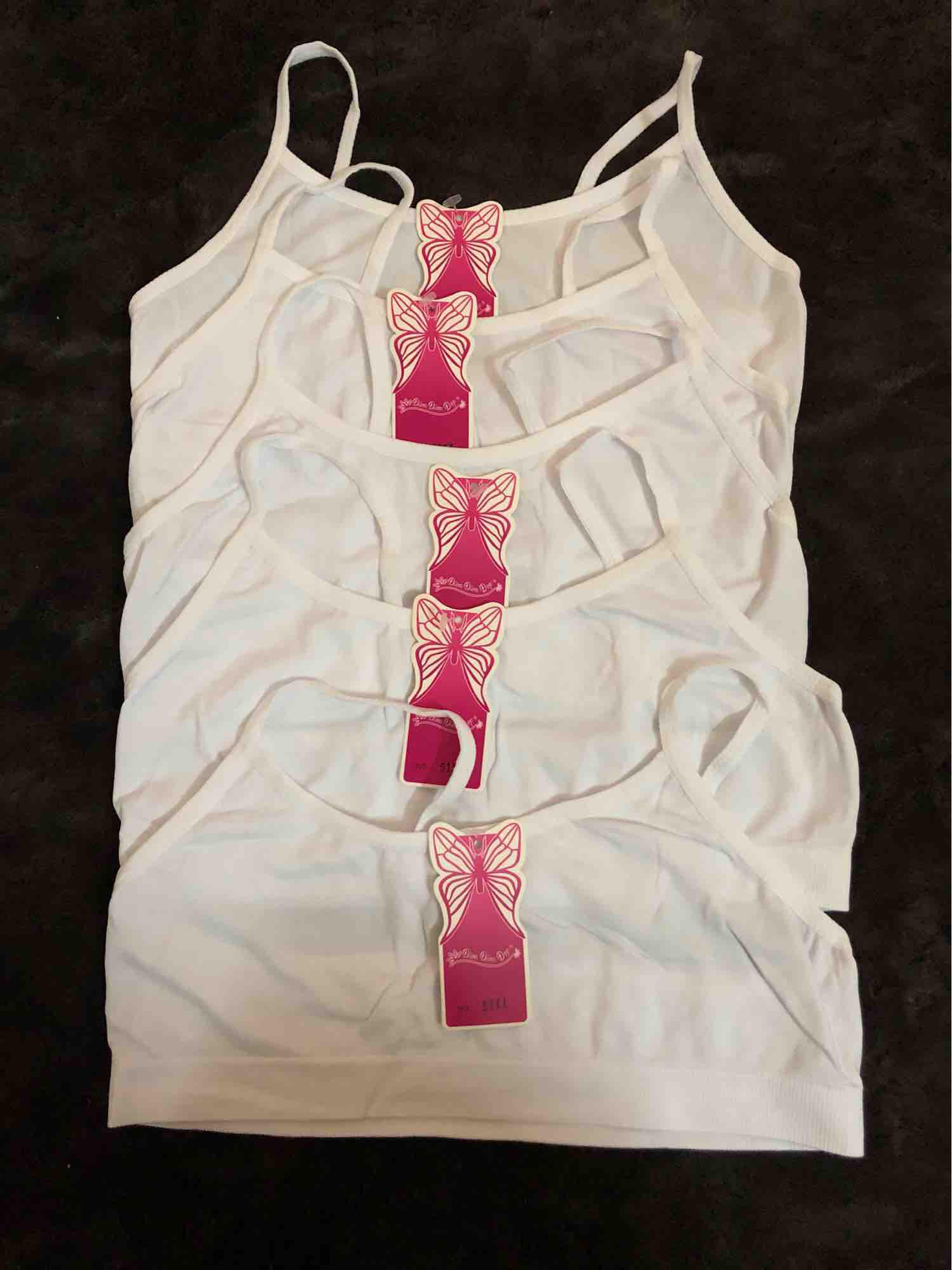 Giá bán Combo 5 áo lá bé gái mới lớn (từ 30-45kg)