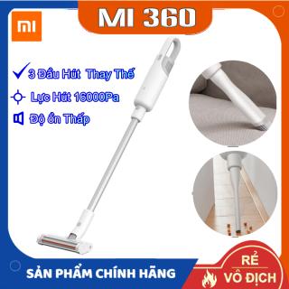 Máy Hút Bụi Cầm Tay Xiaomi Mijia Lite MJWXCQ03DY MJWXCQ01DY Lực Hút Mạnh Hàng Chính Hãng thumbnail