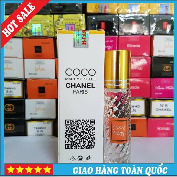 [Chính hãng] Tih dầu nước hoa pháp Coco Mademoiselle Hparfum 12ml