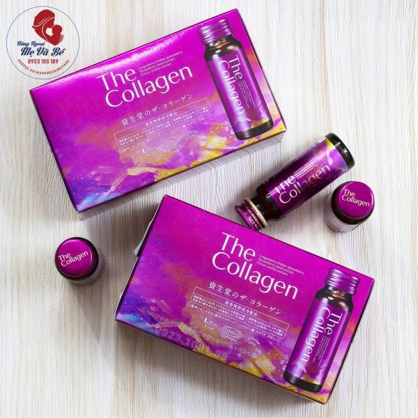 The Collagen Shiseido Dạng Chai Nước Uông Nhật Bản