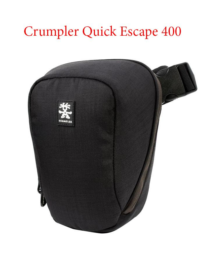 Túi đựng Máy ảnh Crumpler Quick Escape 400 Có Giá Cực Tốt
