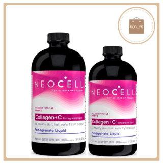 Nước Uống Collagen Lựu NEOCELL Collagen +C Pomegranate Liquid HÀNG MỸ thumbnail