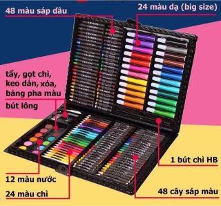 Bộ Màu 150 Chi Tiết Cho Bé Yêu thumbnail