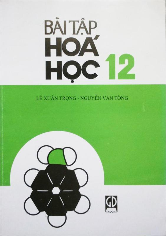 Mua Bài tập Hóa học lớp 12 xưa (2006)