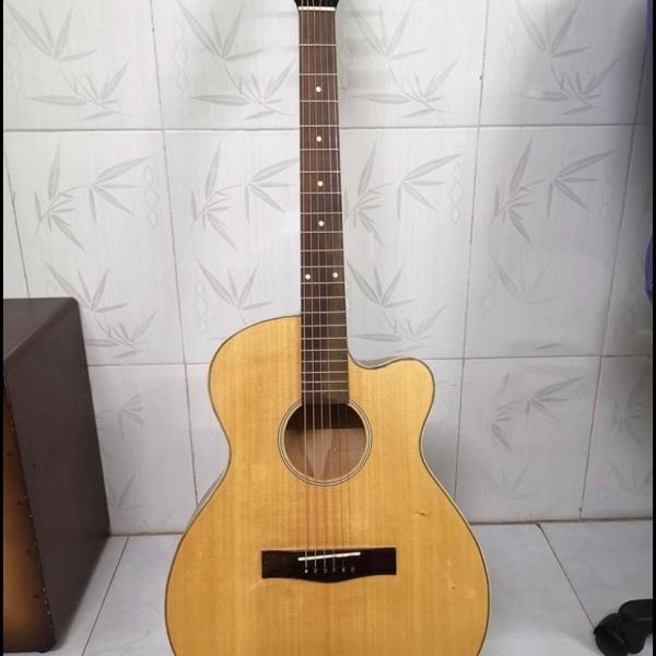 Đàn guitar cao cấp gỗ nguyên
