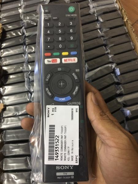 Bảng giá Điều khiển tivi Sony RMT-TX300P xịn hãng