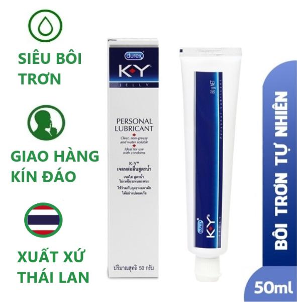 Gel Bôi Trơn K-Y 50g Thái Lan giá rẻ