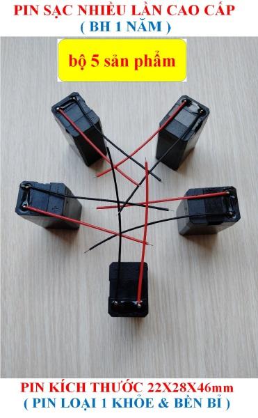 Bảng giá Pin sạc vợt muỗi 4.2V cao cấp PIPO + BH 1 năm + HÀNG LOẠI 1 cao cấp Pin khỏe và bền bỉ hỗ trợ hàn dây vào pin  (bộ 5 sản phẩm)