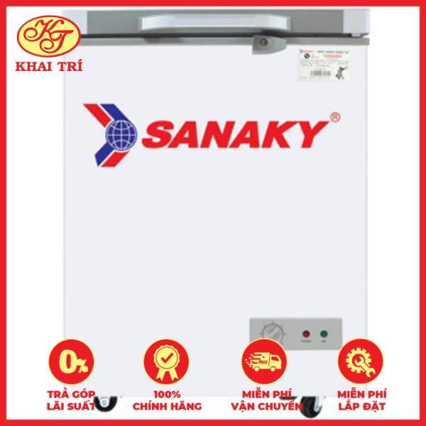 Tủ Đông SANAKY - 285L - Miễn phí giao hàng - Lắp đặp - Bảo hành chính hãng  - Điện Máy Khai Trí Vĩnh Long