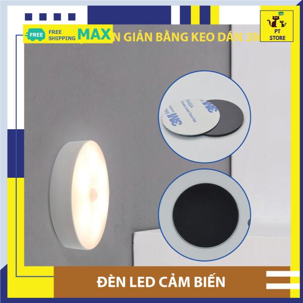 Bảng giá Đèn Cảm Biến, Đèn LED Chiếu Sáng Thông Minh Đa Chức Năng Tích Điện PT Store