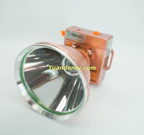Đèn Đội Đầu Siêu Sáng GPX H9 200W Thời Gian Chiếu Sáng Liên Tục 10H
