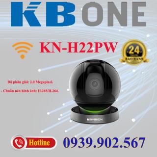 Camera IP hồng ngoại không dây 2.0 Megapixel KBVISION KBONE KN-H22PW thumbnail