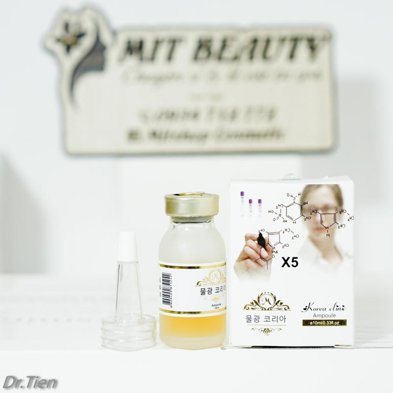 [MẪU MỚI 2020] Tinh chất căng bóng mulgwang x5 Hàn Quốc chính hãng MULWANG X5 MUWANG có nắp nhọn giá rẻ