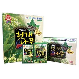 Nước Bổ Gan Hàn Quốc Hovenia Taewoong, hộp 30 gói date mới về thumbnail