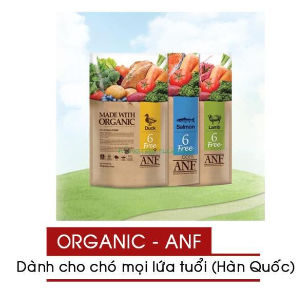 Thức Ăn Hạt Hữu Cơ Cho Chó ANF (6Free) - Hàn Quốc - [Nông Trại Thú Cưng]