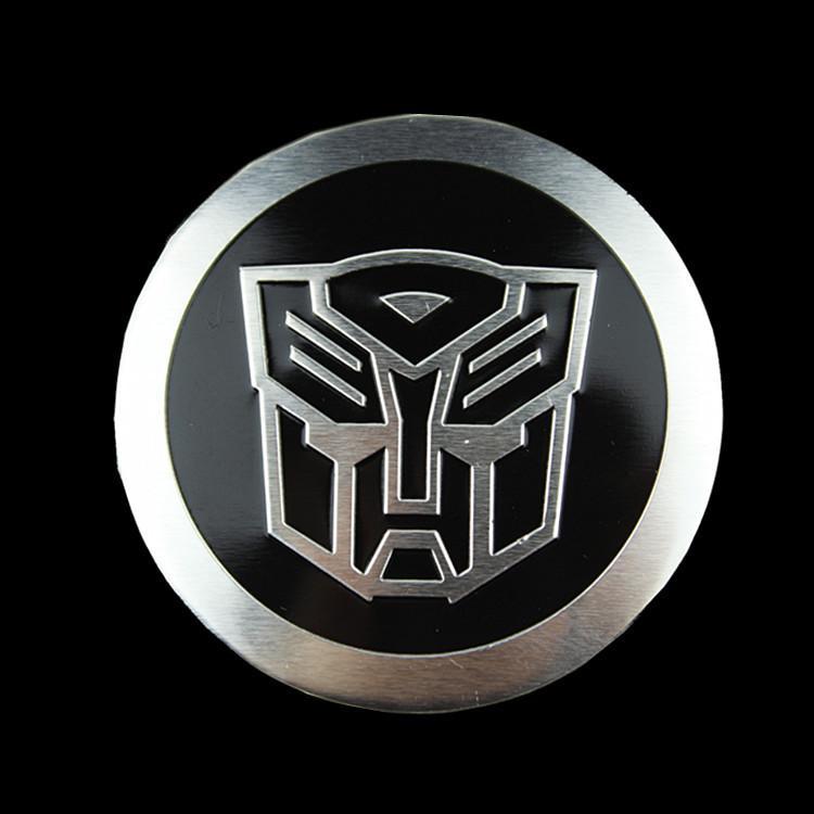 Miếng dán kim loại logo TRANSFORMER