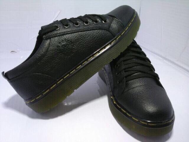 giày đốc da nam đế kếp đặc trưng