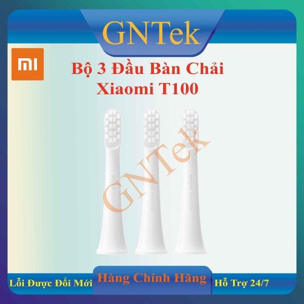 [Miễn phí Ship] Bàn chải điện thông minh Xiaomi Mijia T100 chống nước IPx7 bảo vệ nướu - Pin bền