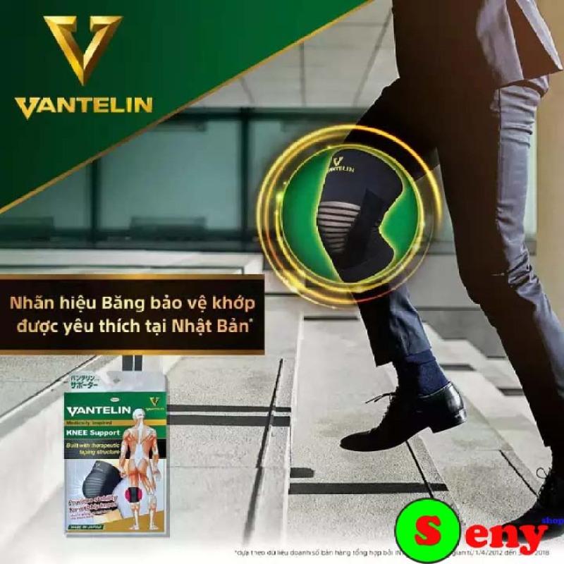 Băng Bảo Vệ Khớp Gối Bó Gối Vantelin Hỗ Trợ Chơi Thể Thao Và Đau Mỏi Khớp Gối Support Knee