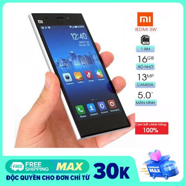 [Xả Kho Giá Cực Sốc] Điện Thoại Xiaomi Redmi 3W 2GB/16GB Giá Cực Tốt