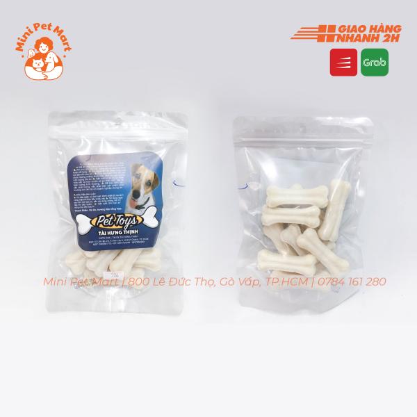 Bánh xương snack, bánh thưởng cho chó TÀI HƯNG THỊNH 726