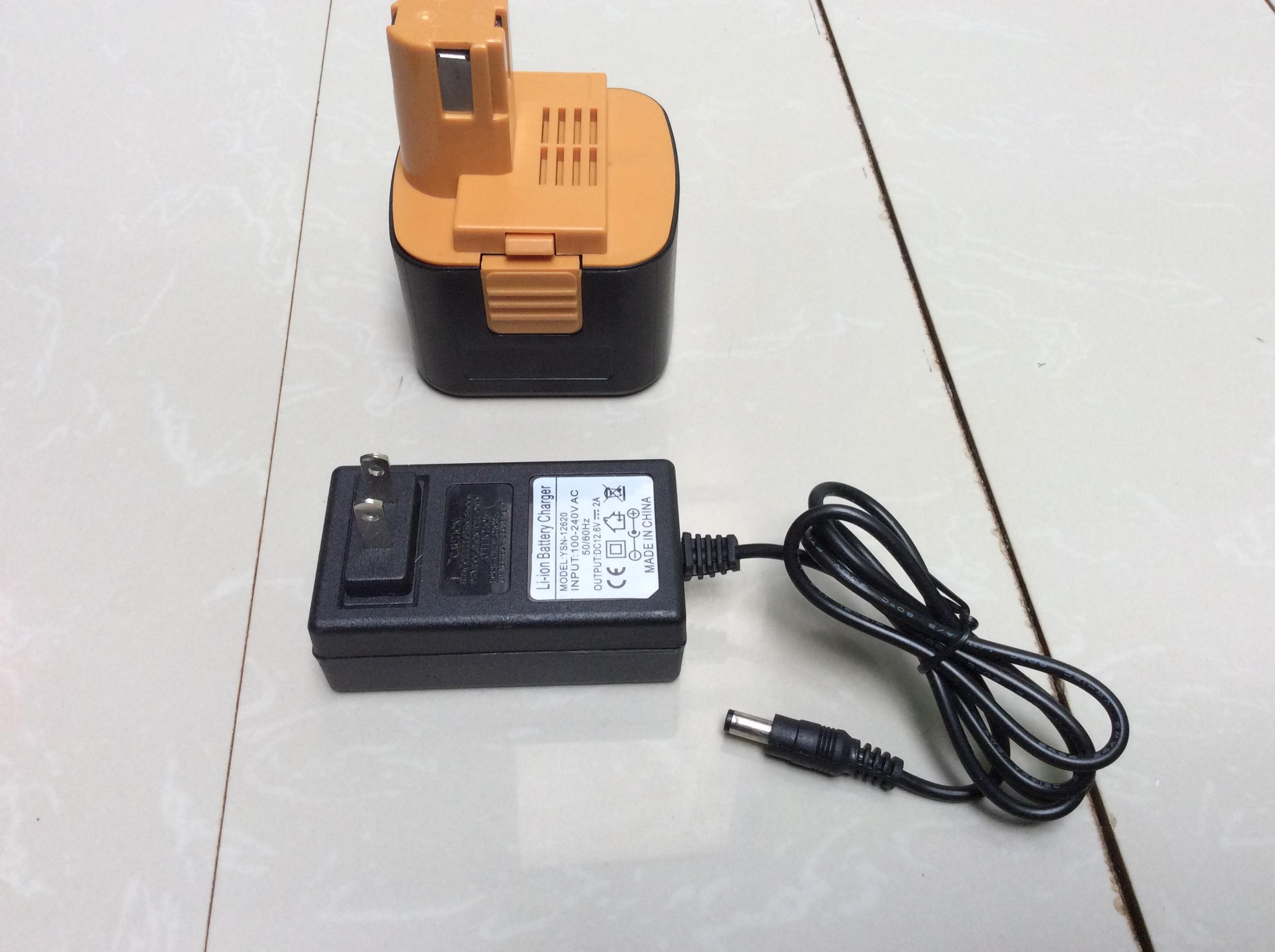Pin National Panasonic 12V 5A Được Làm Từ Pin Lishen Mới