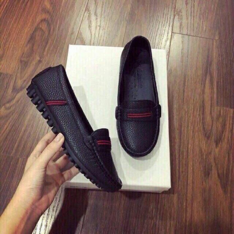 Giày Moca Trơn giá rẻ