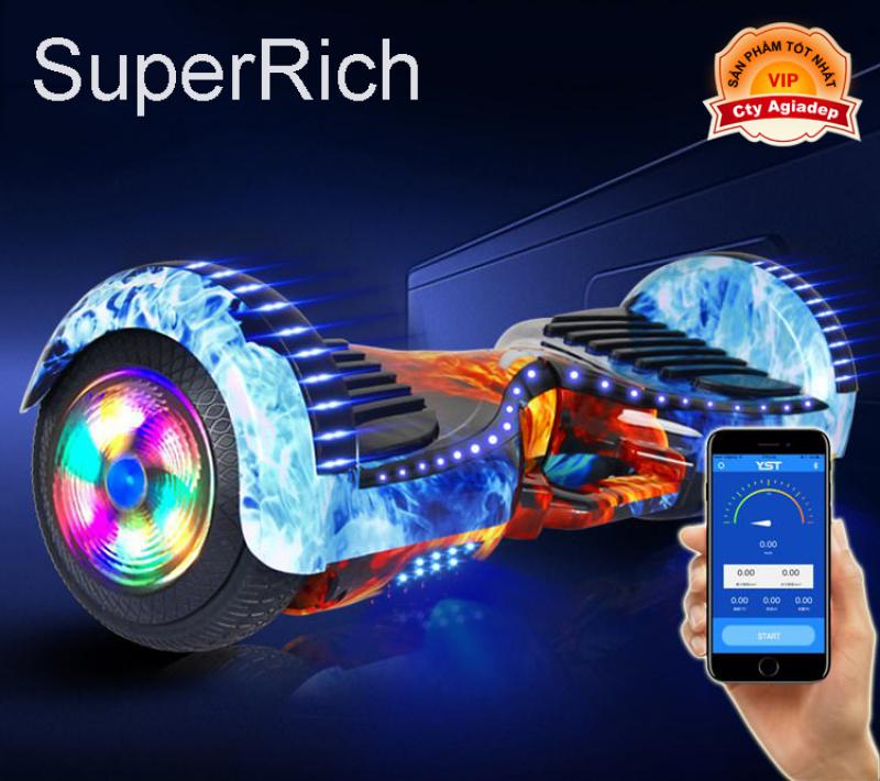 Mua Xe điện cân bằng SuperRich cao cấp - Hàng nhập khẩu