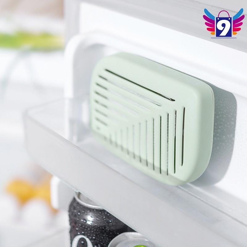 Hộp khử mùi, khử độc tủ lạnh than hoạt tính 9STORE
