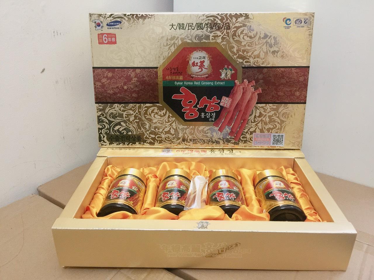 Cao hồng sâm Hàn Quốc 696.000 đ
