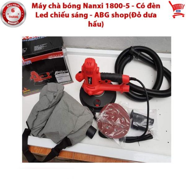 Máy chà bóng Nanxi 1800-5 - Có đèn Led chiếu sáng - ABG shop