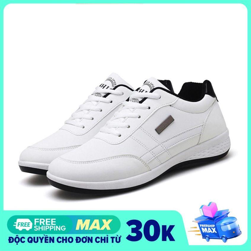 Giày Nam Giày Thể Thao Giày Sneaker Nam Zata - ZPS18, Đủ Size, Chất Liệu Da Cao Cấp Bền Đẹp, Kiểu Dáng Sang Trọng Hiện Đại giá rẻ