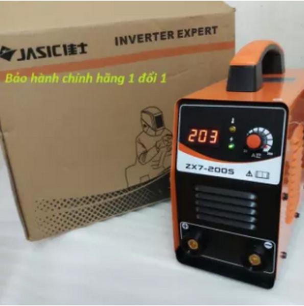 Máy hàn Jasic 200S hàng chất lượng so với cùng loại