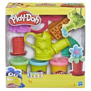 [Dự kiến giao hàng ngày 28 07] Bộ đồ chơi Hasbro đất nặn dụng cụ làm vườn Play Doh E3564 thumbnail
