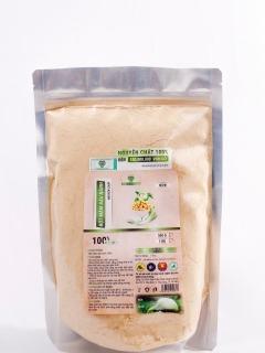 Mầm đậu nành mẹ Ken 500gr, có chứa nhiều hoạt chất Isoflavone, được mệnh danh là estrogen thảo dược giúp cân bằng nội tiết tố nữ thumbnail