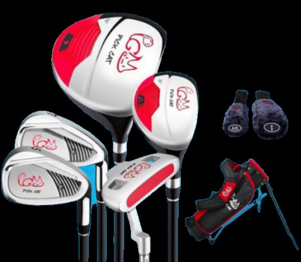 Gậy Golf Dành Cho Trẻ Em Từ 4 Đến 12 Tuổi