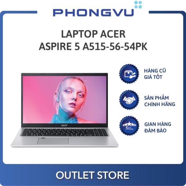 Bảng giá Laptop Acer Aspire 5 A515-56-54PK (NX.A1GSV.002) (i5-1135G7) (Bạc) - Laptop cũ Phong Vũ