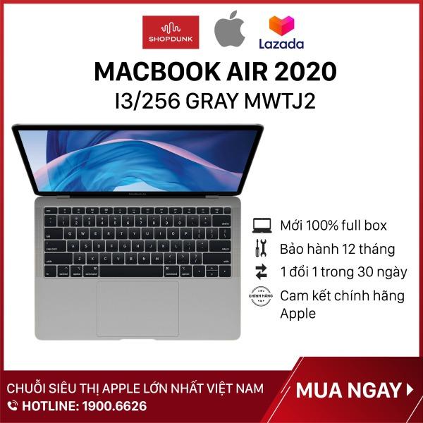Bảng giá Laptop Macbook Air 13 inch 2020 core i3 8GB/256GB, Hàng chính hãng Apple, Hàng mới 100%, Nguyên seal, Bảo hành 12 tháng - Shopdunk Phong Vũ