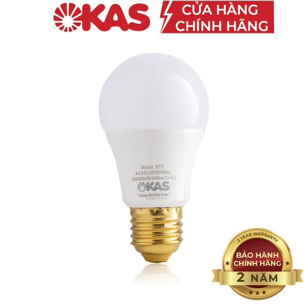 Bóng đèn LED BT OKAS ánh sáng trắng