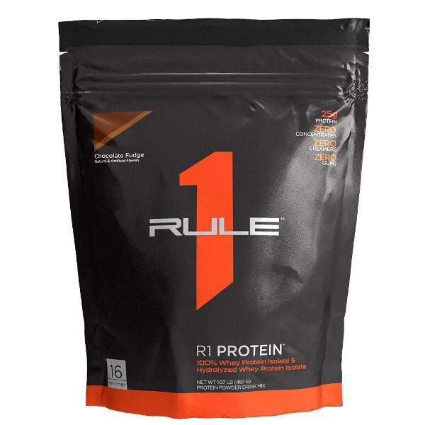 Thực phẩm bổ sung Rule 1 Protein Isolate/ Hydrolysate 1lb - 16 servings - 450g cao cấp
