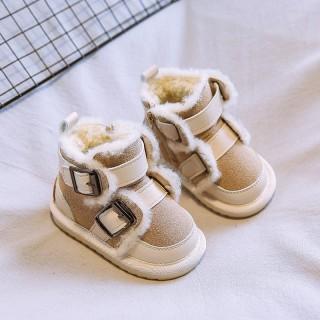 A Đông Bắc Giày Cotton Bé Boot Đi Tuyết Trẻ Con Trai Tập Đi Bé Gái 1-3 Tuổi Mẫu Mới Chống Trượt Trẻ Sơ Sinh Và Trẻ Em Nữ 2 thumbnail