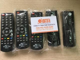 Điều khiển đầu kỹ thuật số DVB T2 T201 3
