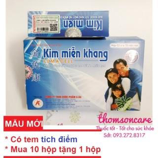Kim miễn Khang - hỗ trợ giảm vảy nến - Mua 10 tặng 1 bằng tem tích điểm chính hãng thumbnail