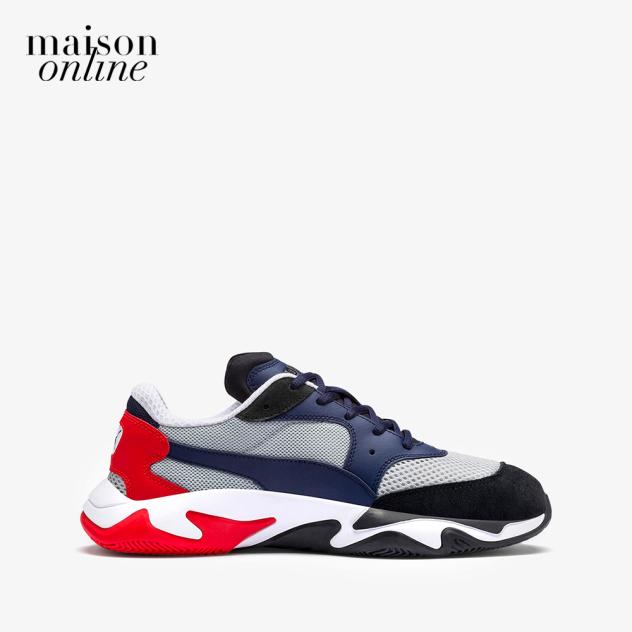 Giày PUMA STORM ORIGIN Puma Black-High Rise 369770 giá rẻ