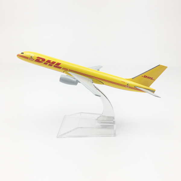Mô hình máy bay DHL 16cm